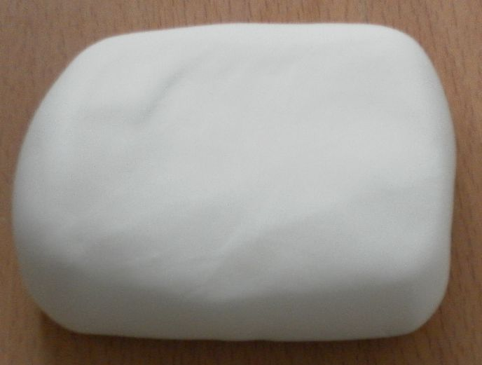 300g Cold Porcelain Paste - Natural
